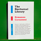 Ermanno Cavazzoni - The Nocturnal Library