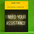 Graham Parker - Fair Use   Notes from Spam